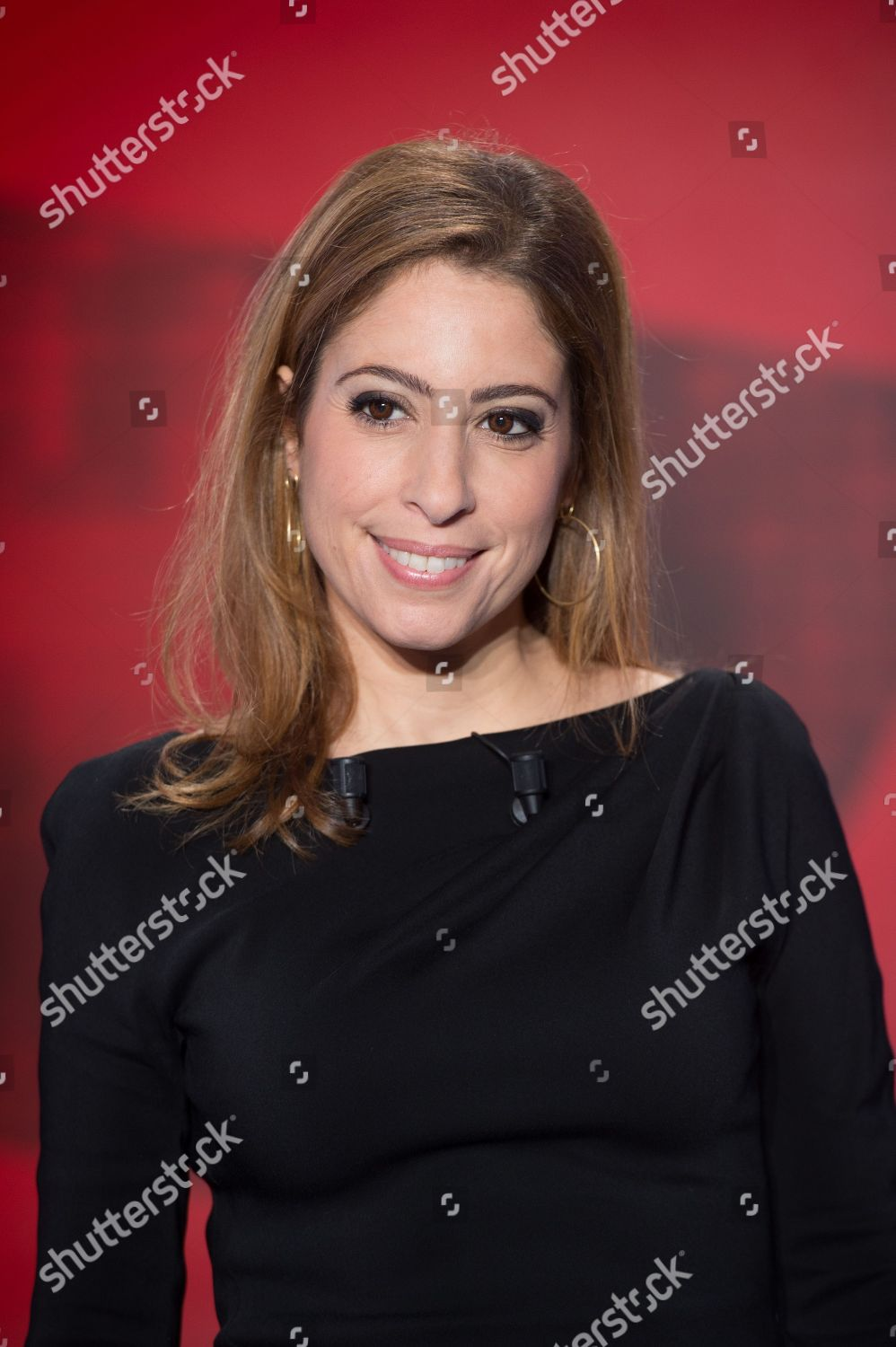 French Journalist Lea Salame Editorial Stock Photo Stock Image Shutterstock