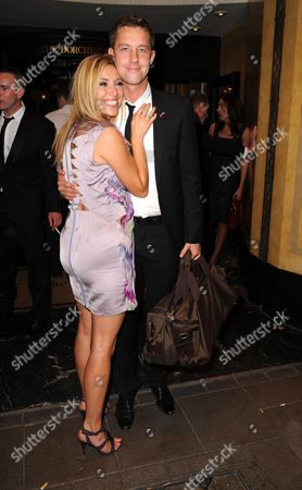 Editorial picture of TV Quick and TV Choice awards, Dorchester hotel, London, Britain - 07 Sep 2009