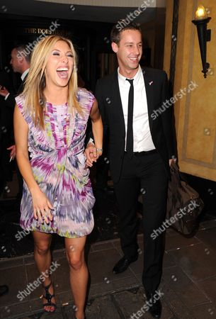 Editorial image of TV Quick and TV Choice awards, Dorchester hotel, London, Britain - 07 Sep 2009