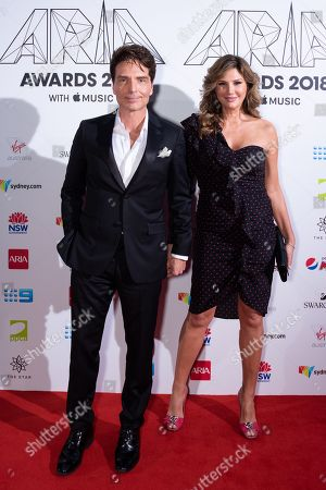Editorial picture of 32nd ARIA Awards, Arrivals, Sydney, Australia - 28 Nov 2018