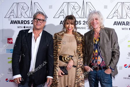 Editorial photo of 32nd ARIA Awards, Arrivals, Sydney, Australia - 28 Nov 2018