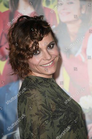 Editorial image of 'Se son rose' film premiere, Rome, Italy - 27 Nov 2018