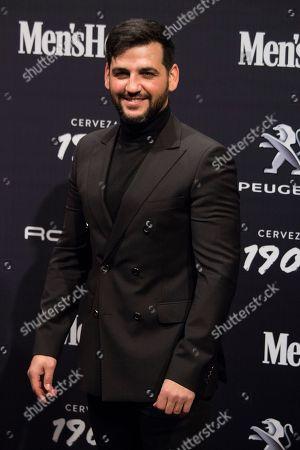 Editorial photo of Men's Health Awards, Madrid, Spain - 27 Nov 2018