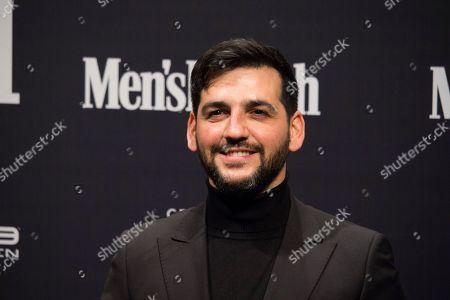Editorial image of Men's Health Awards, Madrid, Spain - 27 Nov 2018