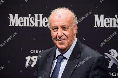 Editorial picture of Men's Health Awards, Madrid, Spain - 27 Nov 2018