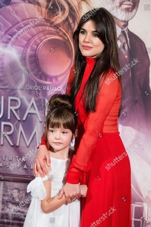 Luna Fulgencio and Adriana Ugarte