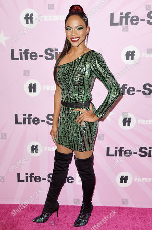 Editorial picture of 'Life-Size 2' film premiere, Arrivals, Los Angeles, USA - 27 Nov 2018