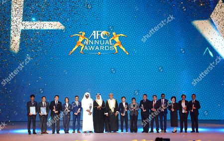 Editorial image of AFC Annual Cermony in Muscat, Oman - 28 Nov 2018