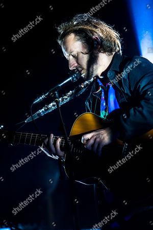 Stock Image of Ben Howard