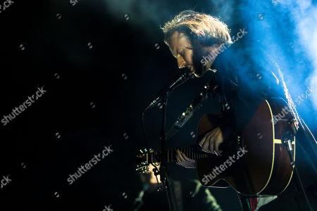 Stock Photo of Ben Howard