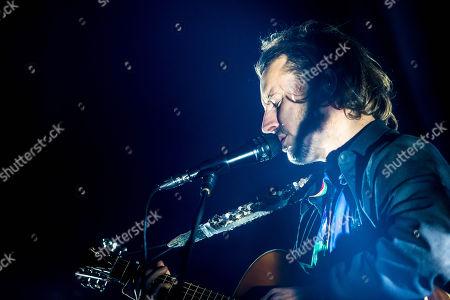 Stock Picture of Ben Howard
