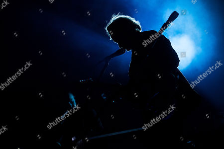 Editorial picture of Ben Howard in concert at Fabrique, Milan, Italy - 28 Nov 2018