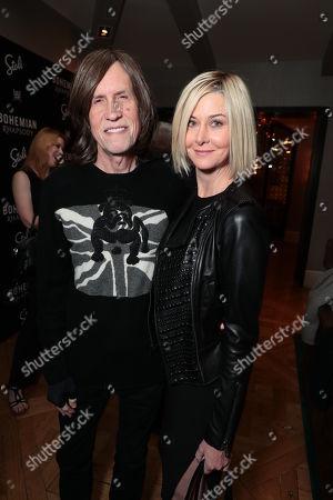 Glen Ballard and Kristine Kreska