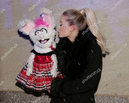 Editorial picture of 2018 Rockefeller Center Christmas Tree Lighting Ceremony, New York, USA - 28 Nov 2018