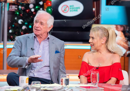 Johnny Ball and Tina Malone