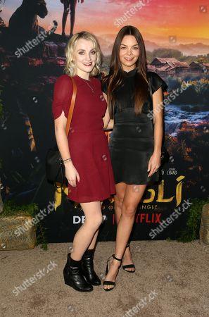 Evanna Lynch, Scarlett Byrne