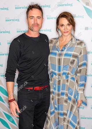 James Murray and Sarah Parish