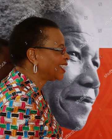 "Mrs Graca Machel arrives at the Is'thunzi Sabafazi event held in Soweto, Johannesburg, South Africa, 29 October 2018.  The Nelson Mandela Foundation along with the Graça Machel Trust, Kuhluka Movement, and Zoleka Mandela Foundation hosted an event as part of the ""Remembrance period"" to mark five years since Madiba's passing and to recognize the 16 Days of Activism against Gender-based Violence."