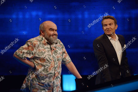 Andy Hamilton and Bradley Walsh