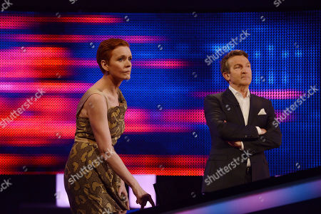 Editorial picture of 'The Chase: Celebrity Special' TV Show, Episode 9, UK - 09 Dec 2018