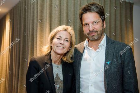 Editorial picture of Refuge gala, Paris, France - 27 Nov 2018