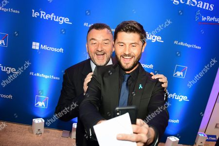 Gerald-Brice Virand and Christophe Beaugrand.