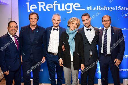 Editorial image of Refuge gala, Paris, France - 27 Nov 2018