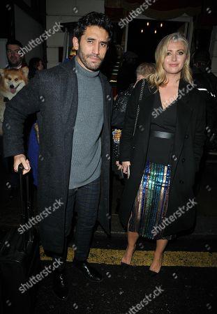 Hayley McQueen and Kirk Newman