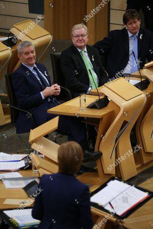 Editorial photo of Scottish Parliament First Minister's Questions, The Scottish Parliament, Edinburgh, Scotland, UK - 29th November 2018
