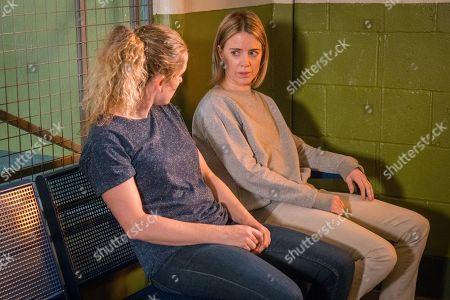 Editorial image of 'Coronation Street' TV Show UK  - 2018