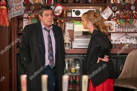 Editorial image of 'Coronation Street' TV Show UK  - 2018