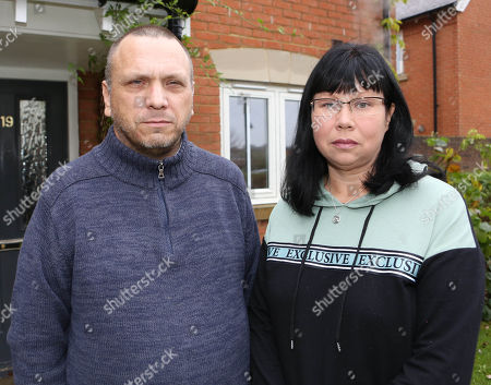 Stock Picture of Mark Dyer, Nikki Moore