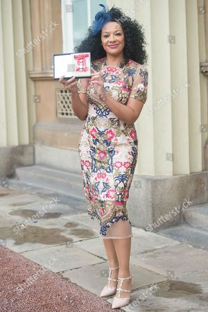 Kanya King is awarded a CBE for services to Music and Culture