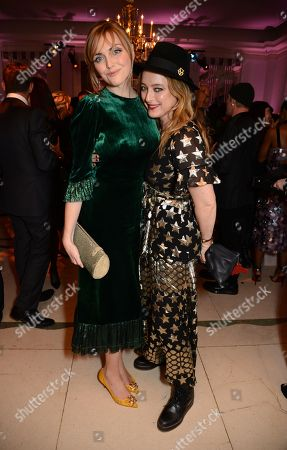 Sophie Dahl and Alice Temperley