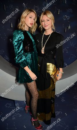 Princess Maria-Olympia of Greece and Marie-Chantal, Marie-Chantal and Denmark