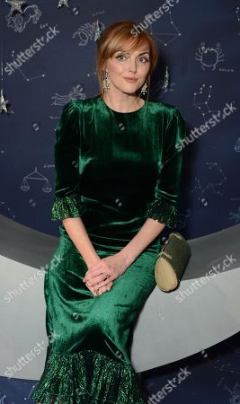 Editorial picture of 'Zodiac Party' celebrating the launch of Claridge's 'The Tree of Love' Christmas Tree, London, UK - 29 Nov 2018