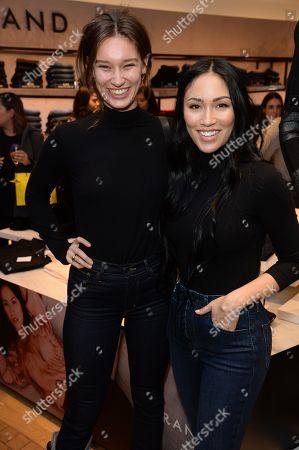 Renee Stewart and Stephanie Shepherd