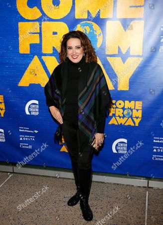 Editorial picture of 'Come From Away' play opening night, Ahmanson Theatre, Los Angeles, USA - 28 Nov 2018