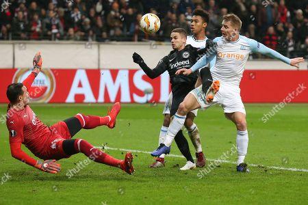 Editorial image of Football: Europa League, Germany - 29 Nov 2018