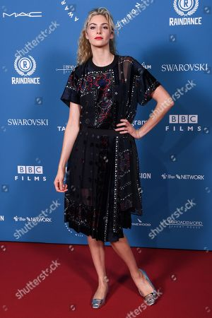 Editorial photo of British Independent Film Awards, Arrivals, Old Billingsgate, London, UK - 02 Dec 2018