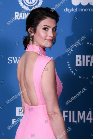 Stock Image of Gemma Arterton