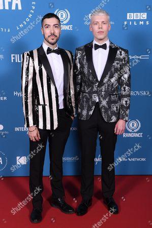James Watson and Mikko Makela