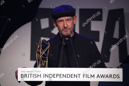 Ian Hart presenting Debut Screenwriter