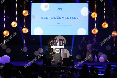 Editorial photo of British Independent Film Awards, Ceremony, Old Billingsgate, London, UK - 02 Dec 2018