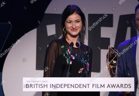 Joanna Natasegara - Best Documentary - 'Evelyn'
