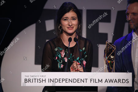 Editorial image of British Independent Film Awards, Ceremony, Old Billingsgate, London, UK - 02 Dec 2018