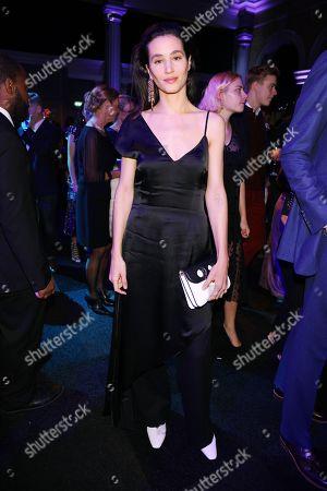Editorial picture of British Independent Film Awards, Champagne Reception, Old Billingsgate, London, UK - 02 Dec 2018