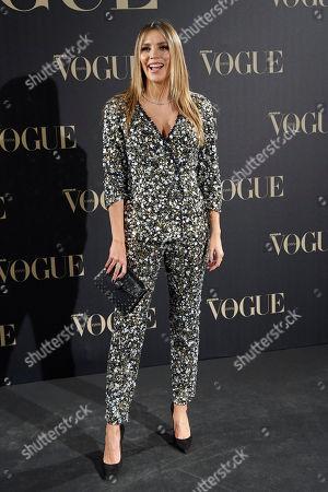Editorial picture of 'Vogue Joyas' Awards, Madrid, Spain - 29 Nov 2018