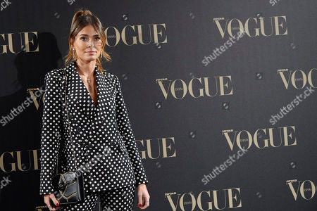 Editorial image of 'Vogue Joyas' Awards, Madrid, Spain - 29 Nov 2018