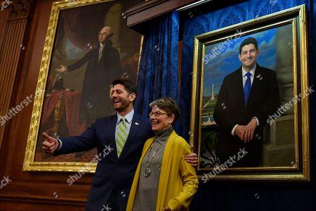 Editorial photo of Ryan Portrait, Washington, USA - 29 Nov 2018